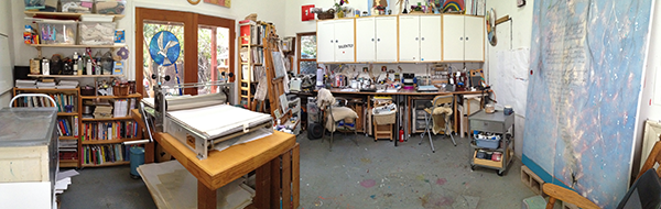 Studio Reorganization